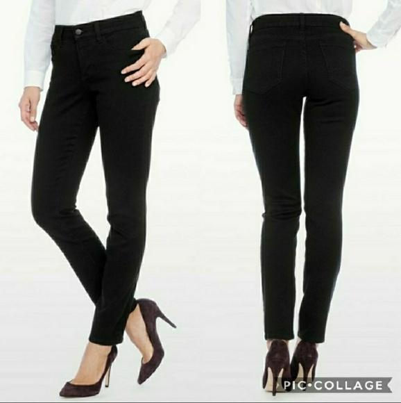a7be5478cc7b0 NYDJ Alina Black Legging Skinny Jeans. M_5acbd86aa825a64cecfc47c8